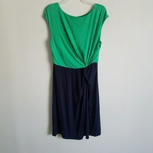 Merona stretch Dress sz~L